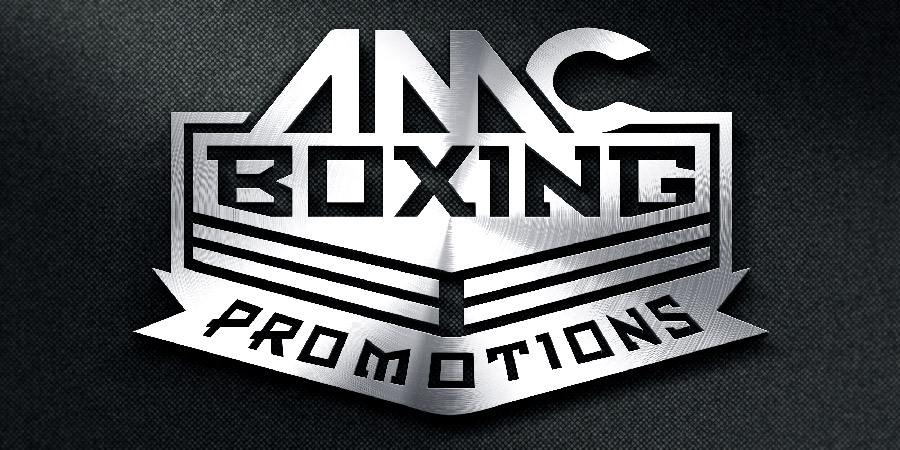 AMC Boxing Promotions Logo Design