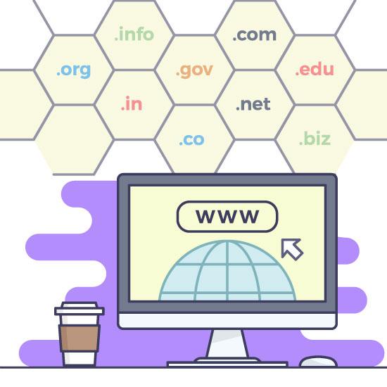 How do I get a domain name?